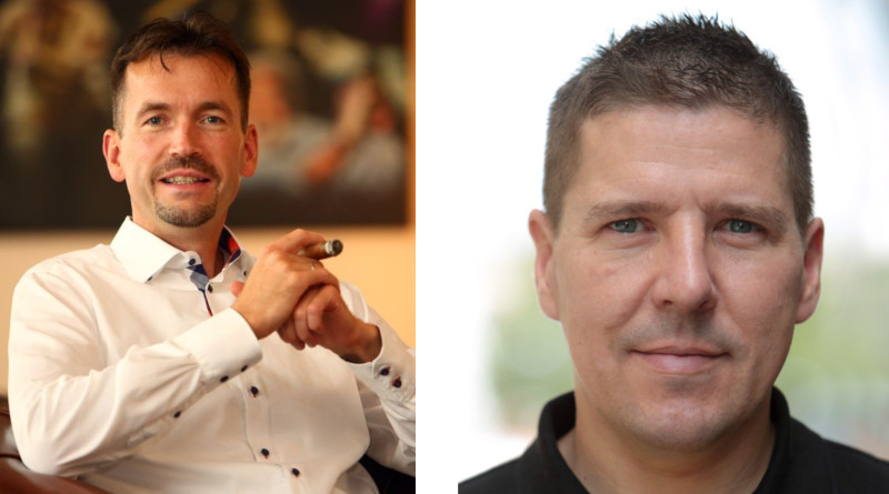 Nachgefragt bei Dirk Kinne und Martin Schenke, den Inhabern des TABAK-KONTOR in der Leipziger Innenstadt