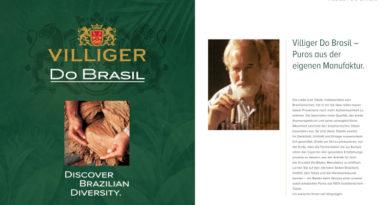 Villiger Do Brasil – Puros aus der eigenen Manufaktur