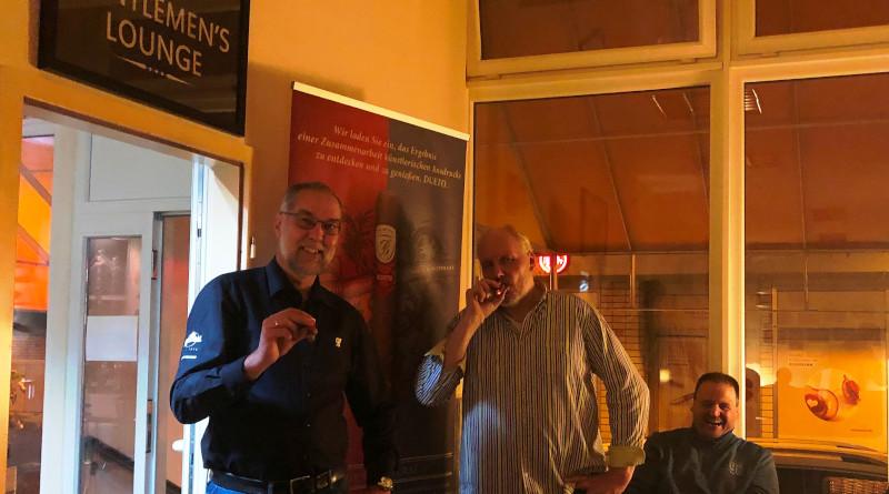 Börgmann Cigars punktet mit einem Balmoral Tasting
