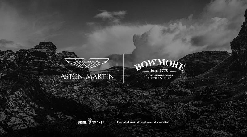 Aston Martin und Bowmore gehen exklusive Partnerschaft ein