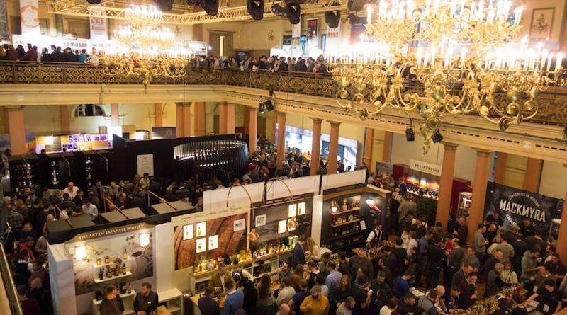 InterWhisky 2019: Fans zelebrieren erneut ein großes Whisky-Fest