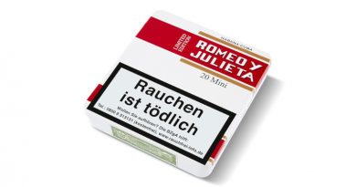 Neue Designedition von Romeo y Julieta