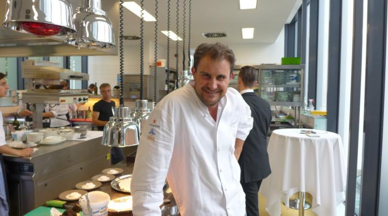 Klaus Erfort – auch 2019 zusammen mit Sven Elverfeld der beste Koch Deutschlands