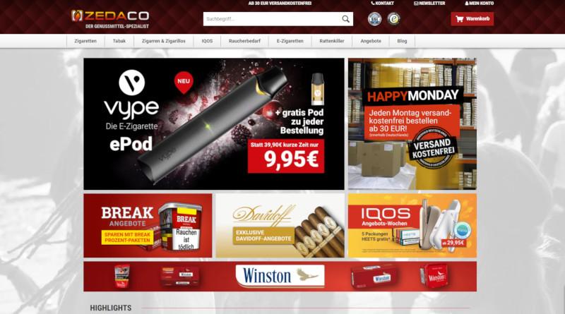 zedaco.de stellt sich vor