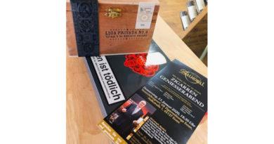 GB Zigarren startet mit Balmoral ins neue Jahr