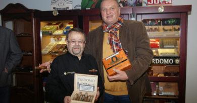Tabak Schanz (Büdingen) startet mit Don Stefano und Perdomo in die Zukunft
