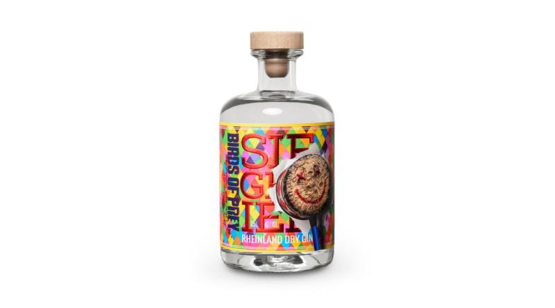 Siegfried Rheinland Dry Gin goes Hollywood