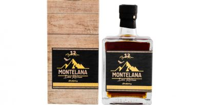 Gaumenzauber made by John Aylesbury: Rum Montelana 12 Dos Robles