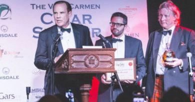 Daniel Marshall mit Ehrenpreis für sein Lebenswerk in London ausgezeichnet