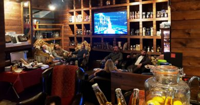 Miguel Private Cigar Lounge holt das Super Bowl Finale nach Berlin