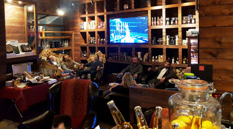 Miguel Private Cigar Lounge holt das Super Bowl Finale nach Berlin