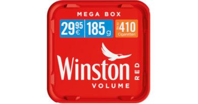 Das passt: Winston Mega Box und Giant Box