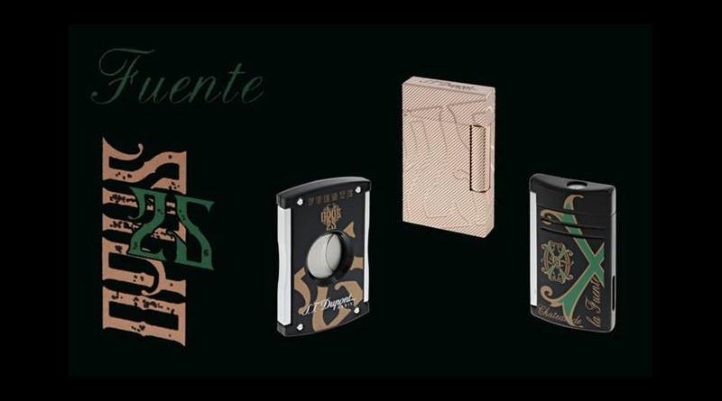 Auf ewig: S.T. Dupont und Fuente-Cigarren
