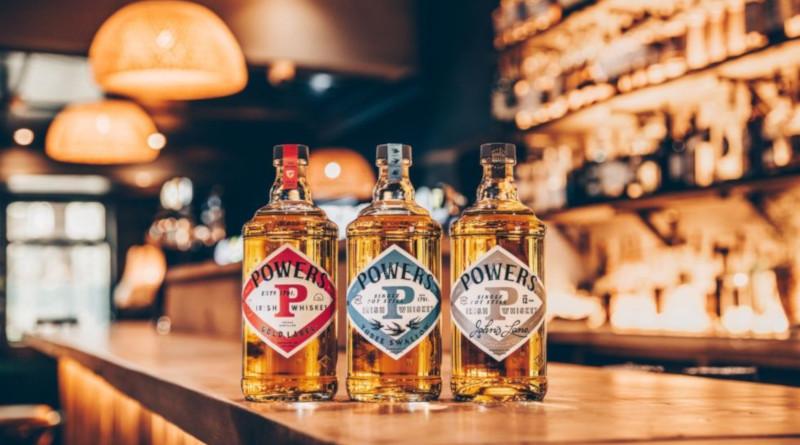Powers Irish Whiskey in neuem Design vorgestellt