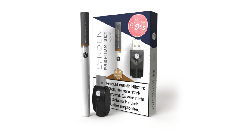 LYNDEN, so geht Erfolg im E-Zigarettenmarkt