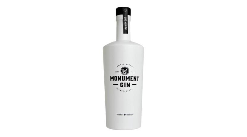 MONUMENT GIN: Der Gin, der mit dem Grauburgunder liiert ist