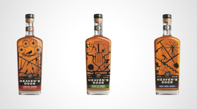 Whiskey-Linie Heaven's Door kommen mit Schlumberger in den deutschen Handel