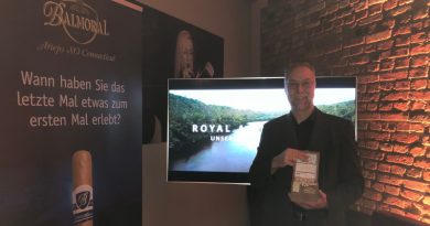 Balmoral: Das Tasting in Frankfurt