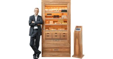 Gerber Humidor Manufaktur: Spezialisten für Cigarrenschränke und Cigar Lounges