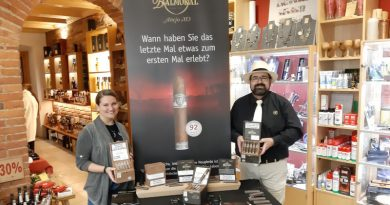 Ausverkauftes Balmoral Tasting in Landshut