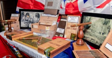 """Star-Ensemble der Cigarrenbranche begeisterte täglich auf der """"Stuttgarter Cigar Week"""""""