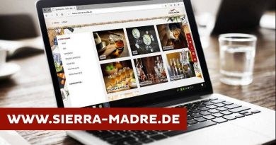 Sierra Madre launcht neue Website