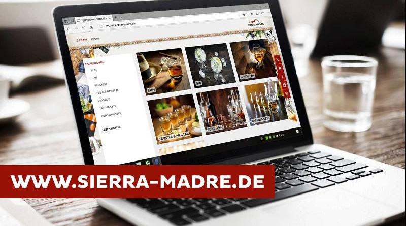 Sierra Madre launcht neue Website