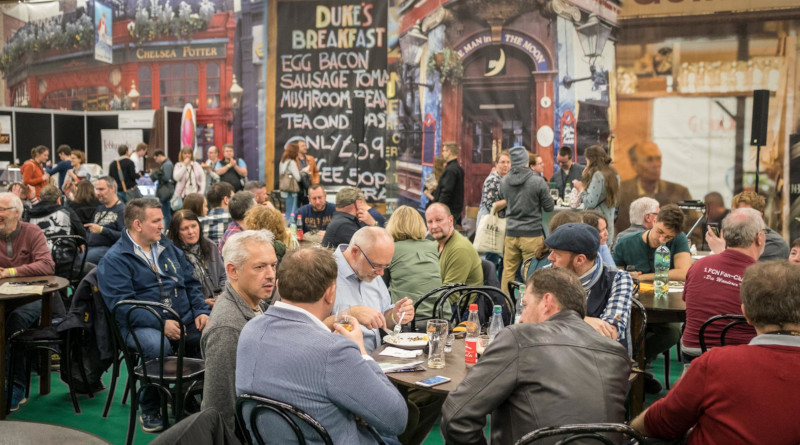 """Whisk(e)y Spektakel am kommenden Wochenende in Nürnberg: """"The Village"""""""