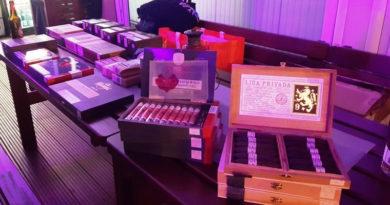 Balmoral- und Drew Estat-Tasting im Roggentiner Baltic Cigar Club
