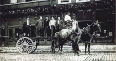 Jack Daniel´s Hersteller Brown-Forman feiert 150. Geburtstag