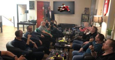 Kargl hat nichts mit karg zu tun: Kargl Cigar Lounge zeichnet sich als Genussbringer aus