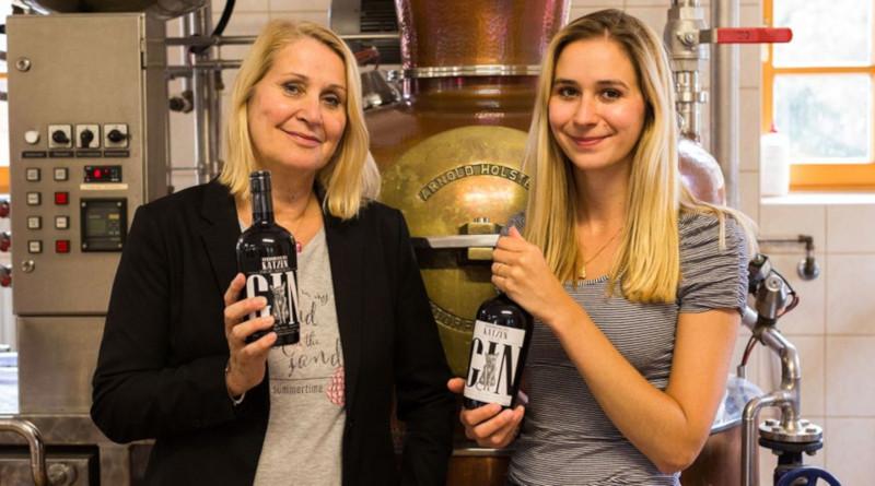 Schrödinger's Katzen Gin erobert internationale Spirituosenwelt