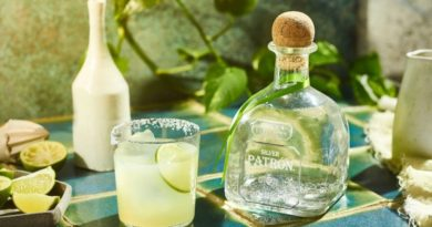 Patrón Tequila zelebriert Margarita