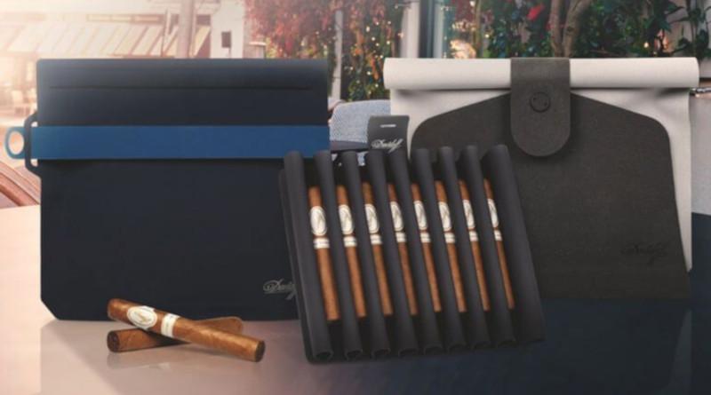 Cigarrenliebhaber reisen mit Davidoff stilvoll