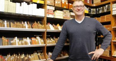 """""""Tabak und Treff"""" bleibt Cigarren-Paradies in Schwäbisch Gmünd"""