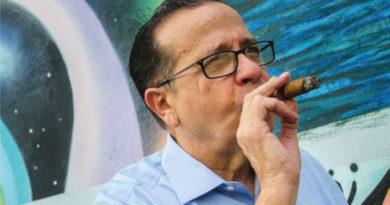 Angeheuert: Jose Blanco unterstützt das Arturo Fuente-Team