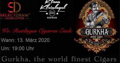 Reutlingen: Eine schwäbische Kulturstätte des Cigarrengenusses