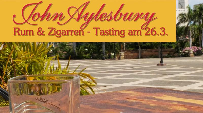 Mit John Aylesbury durch die Karibik
