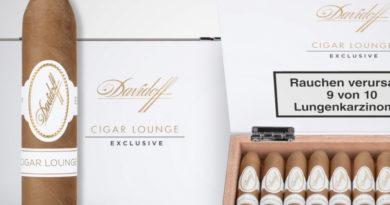 """Davidoff sagt Dankeschön mit der """"Lounge Exclusive Edition"""""""