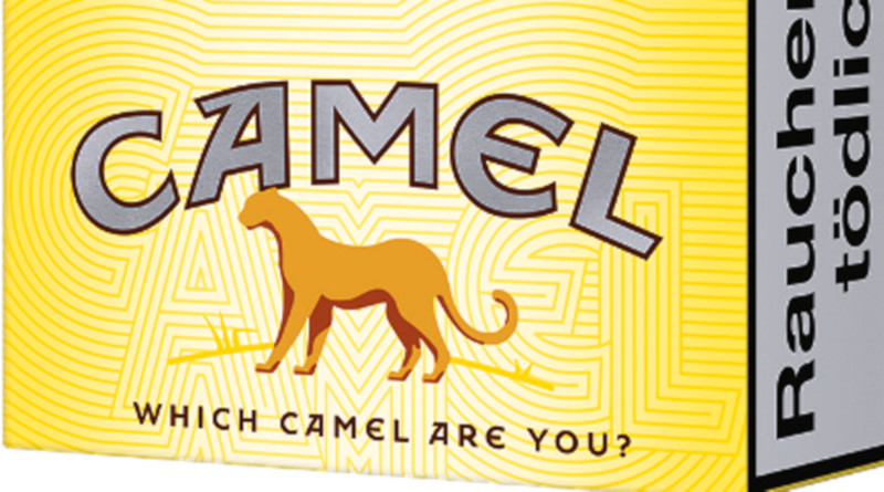 Camel: Mutig kann auch ohne Kamel