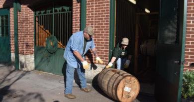 Warehouse X Experiment in der Buffalo Trace Distillery abgeschlossen