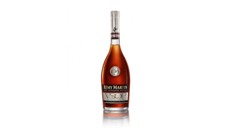 Der Premium-Cognac zeigt Gesicht