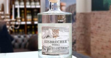 Wodka aus der Klosterbrennerei Wöltingerode