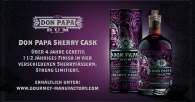 Aktionsangebot für smokersplanet-Leser: Don Papa Rum Sherry Cask