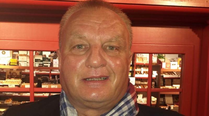 """Cigarren–Enthusiast Matthias Rinn ist seit 25 Jahre ein """"Don Stefano"""""""