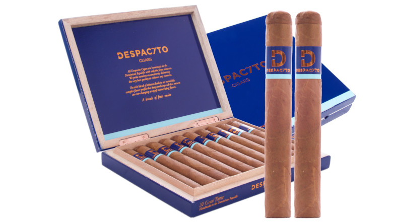 Despacito Cigars AG lanciert neues Format