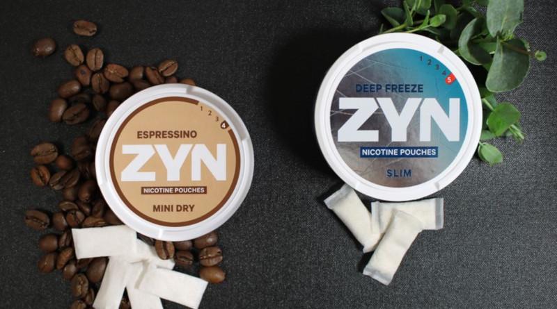 Portionierter Genuss: ZYN Deep Freeze und Espressino