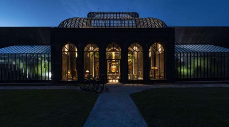 Hendrick's eröffnet Gin Palace in Schottland