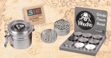 Woodoo: Komplettes Sortiment mit toller Optik und Top-Qualität schon auf dem Weg zur Kult-Marke