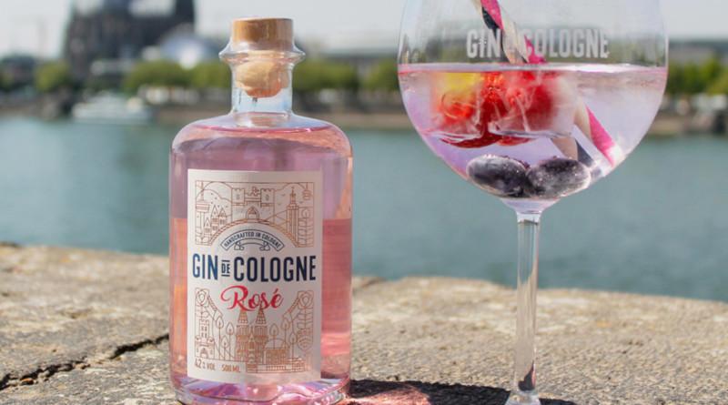 """Dieser Sommer wird Rosé - mit """"Gin de Cologne"""""""